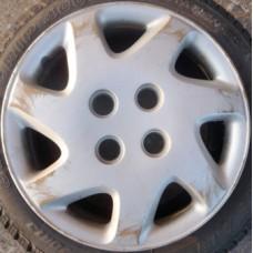 R14 Dekoratīvās metāla disku uzlikas