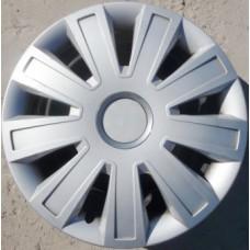 R16 Dekoratīvās metāla disku uzlikas